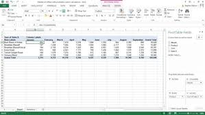 how to make a calculation table in excel how to create custom calculations for an excel pivot table dummies