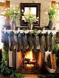 How To Decorate A Mantel For Christmas 44 Exceptional Christmas Mantels Christmas Mantels Mantels