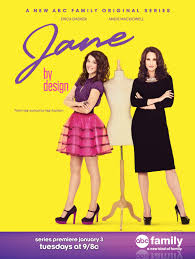 design tv show jane by design tv poster 2 of 2 imp awards