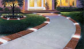 Solar Lights For Driveway by Solar Powered Light Up Bricks Awesome Stuff 365
