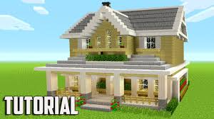 minecraft how to build a suburban house minecraft tutorial 2017 minecraft how to build a suburban house minecraft tutorial 2017 youtube