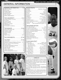 2007 georgia southern women u0027s soccer media guide by georgia