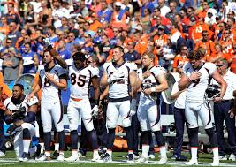 nissan canada nfl contest inexplicable anthem singing puts politics on the field ice