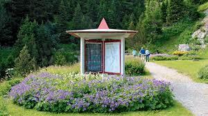 alpinum schatzalp u2013 alpine flower garden switzerland tourism