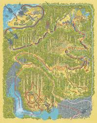 Lord Of The Rings Map Cinemaps U2014 Andrew Degraff
