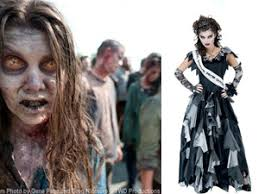 Walking Dead Halloween Costume 2011 Halloween Costume Ideas Cbs Chicago