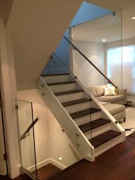 glass railing company stairs deck balcony interior home loversiq