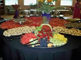 food tables at wedding reception wedding reception food table setups reception table share gigi s