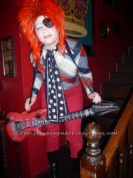 Ziggy Stardust Halloween Costume David Bowie Costume Inspired Ziggy Stardust Halloween Jack