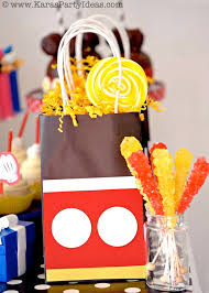 mickey mouse party ideas kara s party ideas mickey mouse themed birthday party planning