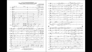 theme schindler s list cello theme from schindler s list by john williams arr longfield and