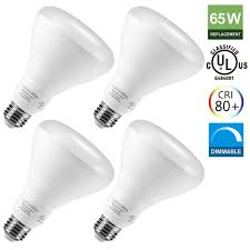 br30 led bulbs 9w 5000k 750lm dimmable flood light bulb 65w