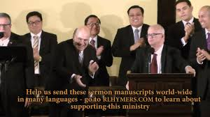 sermon on birthday thanksgiving dr hymers u0027 76th birthday celebration baptist preaching youtube
