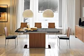 dining room desk and table modern minimalist dining table design