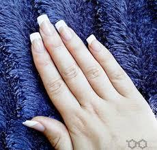 review tutorial kiss brush on gel nail kit rouge geek