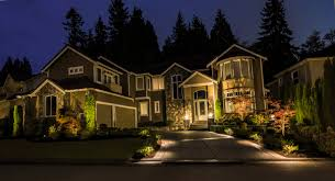 Landscape Lighting Installers Home Stuns At With Newcastle Led Landscape Lighting