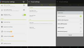 android default font how to change default fonts on an android all techno