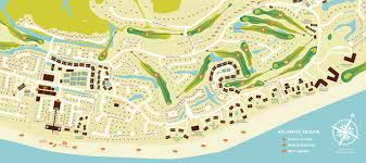 Charleston Sc Map Resort Map Wild Dunes Resort Isle Of Palms Resort