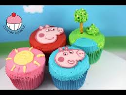 peppa pig cupcakes make peppa pig cupcakes for kids a cupcake addiction how to