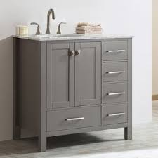 Furniture Vanity For Bathroom Bathroom Furniture You Ll Wayfair
