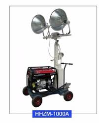night scan light tower prices cheapest price powergen mobile lighting tower 4 8m with metal