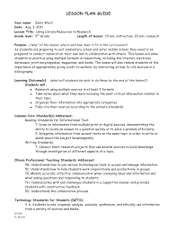 Medical Assistant Resume Samples No Experience by 4th Grade Lesson Plan Template