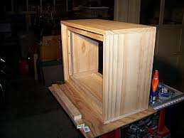 How To Build A Guitar Cabinet by Woodworking Plan For Corner Curious Wooden Picket Fence Diy