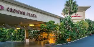 San Diego Convention Center Floor Plan by Crowne Plaza San Diego Mission Valley San Diego California