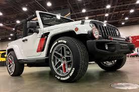 jeep slammed heresy murray pfaff builds slammed street wrangler