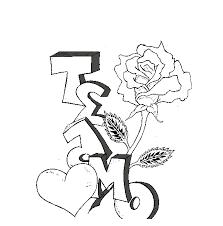 imagenes bonitas de te amo para dibujar imágenes de graffitis de amor a lápiz arte con graffiti