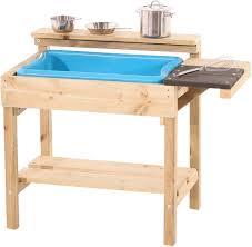 cuisine bois pour enfant cuisine d été en bois pour enfants muddy cook