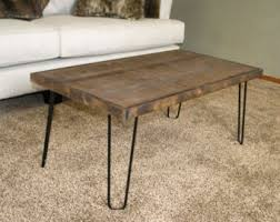 Modern Table For Living Room Coffee End Tables Etsy