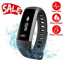 blood pressure bracelet iphone images Smart watch fitness tracker read r5 pro heart rate jpg