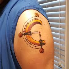 tattoo my logo got my first retro gaming tattoo yesterday chrono trigger logo