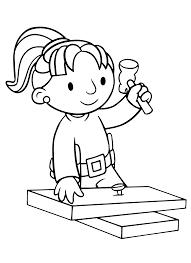 bob the builder coloring pages coloringpages1001 com