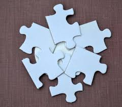 fun crafts to make with old puzzle pieces rhea lana u0027s