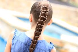 ponytail haircut where to position ponytail the knotted ponytail hairstyles for girls cute girls hairstyles
