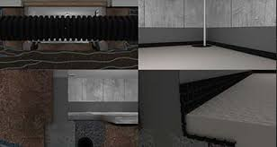 basement drainage american dry basement systems