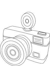 lighting camera coloring slr camera coloring sony