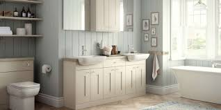 Shaker Style Bathroom Vanity by Bathroom Cabinets Valencia Shaker Style Bathroom Cabinet Ivory