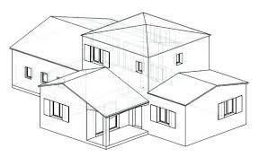 dessiner sa chambre en 3d comment dessiner une maison en 3d 3 dessin de newsindo co