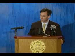 mayor bramson at soc speech on importance of thanksgiving parade