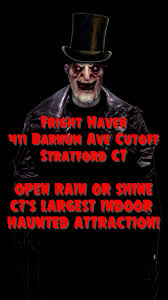 fright haven 2016 tickets in stratford ct united states