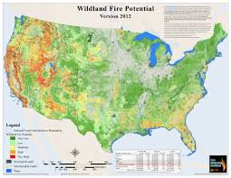 Usfs Fire Map Classified 2012 Wfp Gis Data And Maps Fire Fuel And Smoke