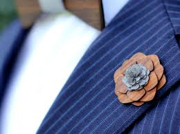 Lapel Flowers Two Guys