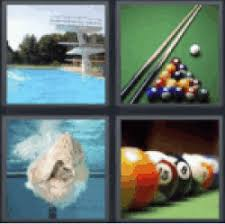 4 in 1 pool table 4 pics 1 word diving board pool table all answers updated