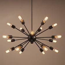 Atomic Chandelier Aliexpress Com Buy Modern Nordic Industrial Edison Chandelier