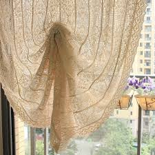 Crochet Curtain Designs Curtains Com Picture More Detailed Picture About Vintage Style