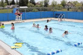 South Dakota wild swimming images Faulkton swimming pool faulkton south dakota JPG