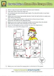 home fire safety plan uncategorized home fire escape plan template superb inside